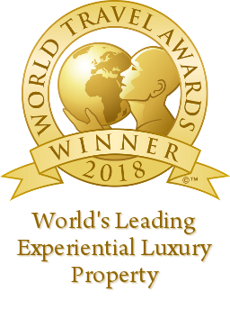 World Travel Awards 2018 logo